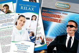 Brochures, Catalogs, and Sales Collateral