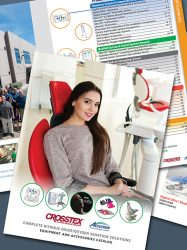 Dental Equipment Manufacturer catalog design sample