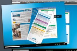 Web Catalog or Brochure Flipbooks